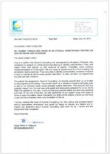 POstbank testimonial
