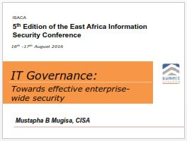 East Africa information security