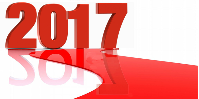 Five ideas to make 2017 the best year ever