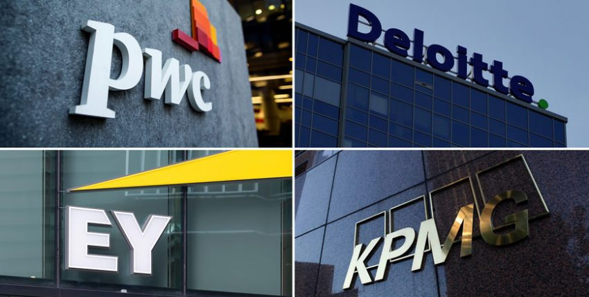 Who doesn't need the 'big four' audit firm experience?
