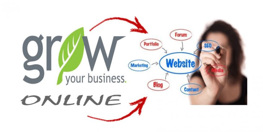 #Way of the Guerrilla marketing; grow your business on-line