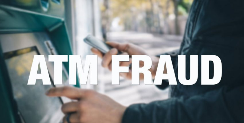 ATM fraud report