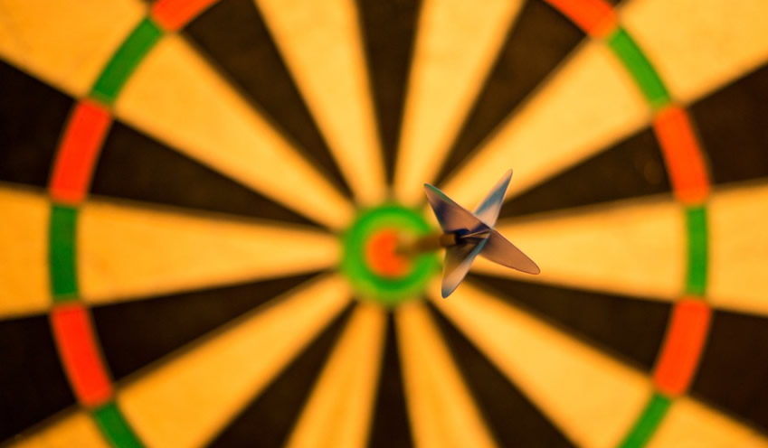 What is the bullseye for your business?